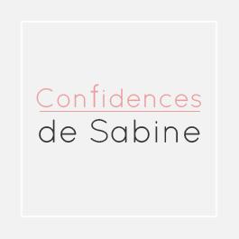 Les confidences de Sabine
