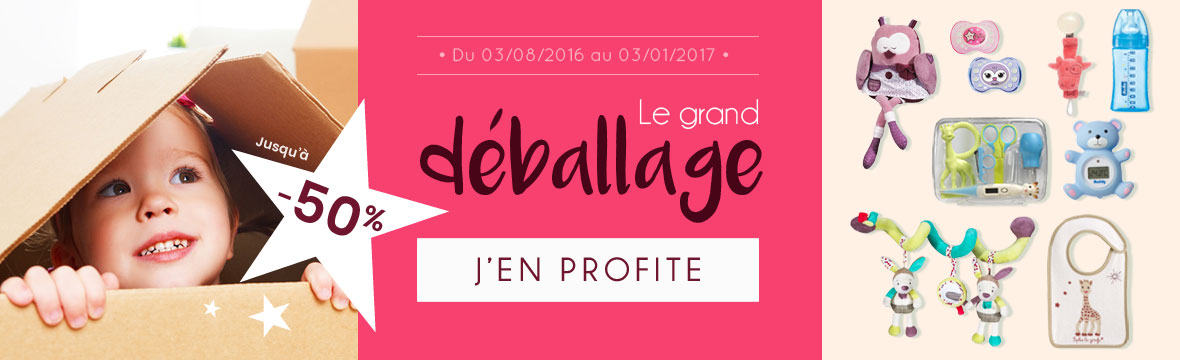 Grand déballage