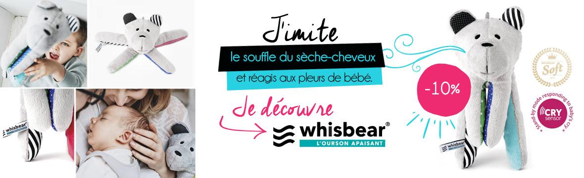 whisbear l'ourson apaisant